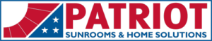Replacement Windows and Doors by Patriot Logo